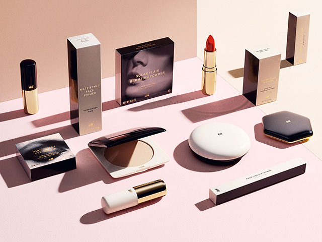 H&M to launch two new beauty lines later this year