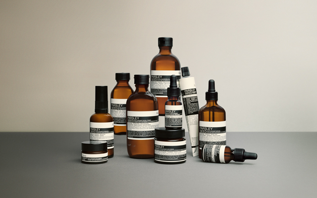 Climate control: Aesop's new beauty blend