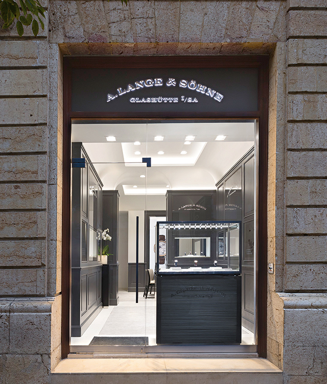 A. Lange & Söhne opens first boutique in Lebanon