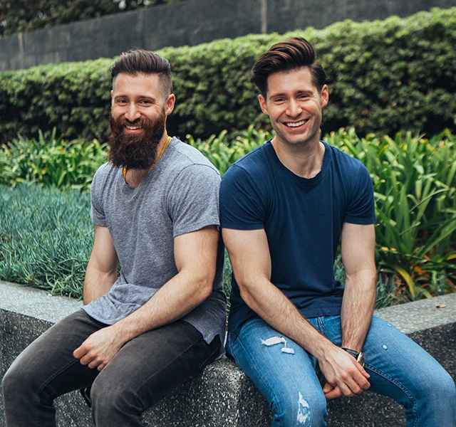 """We've built a brand across the world without spending a dollar on marketing"" – APL founders, Ryan and Adam Goldston"