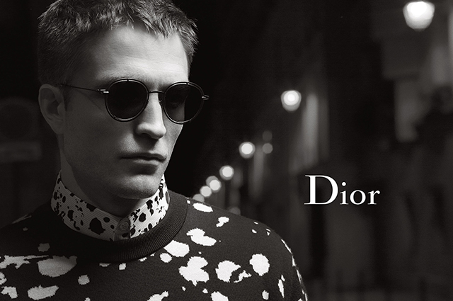 Robert Pattinson stars in new Dior Homme campaign