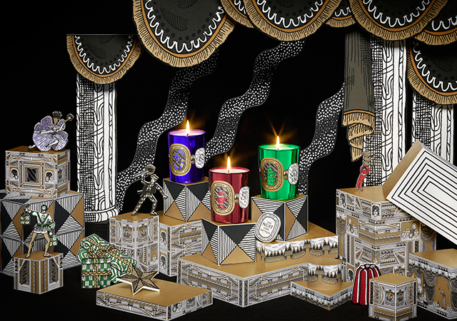 A magical holiday with Diptyque's new collection