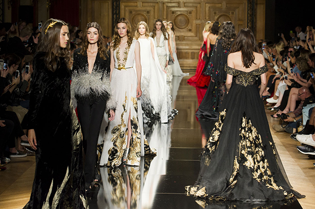 Paris Haute Couture Fashion Week: Tony Ward Fall/Winter '16