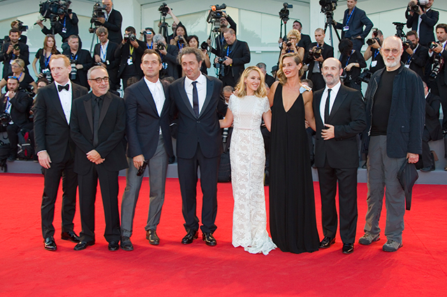 2016 Venice Film Festival: The Young Pope premiere