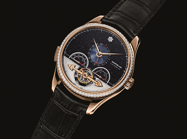 Montblanc introduces a new Heritage Chronométrie timepiece