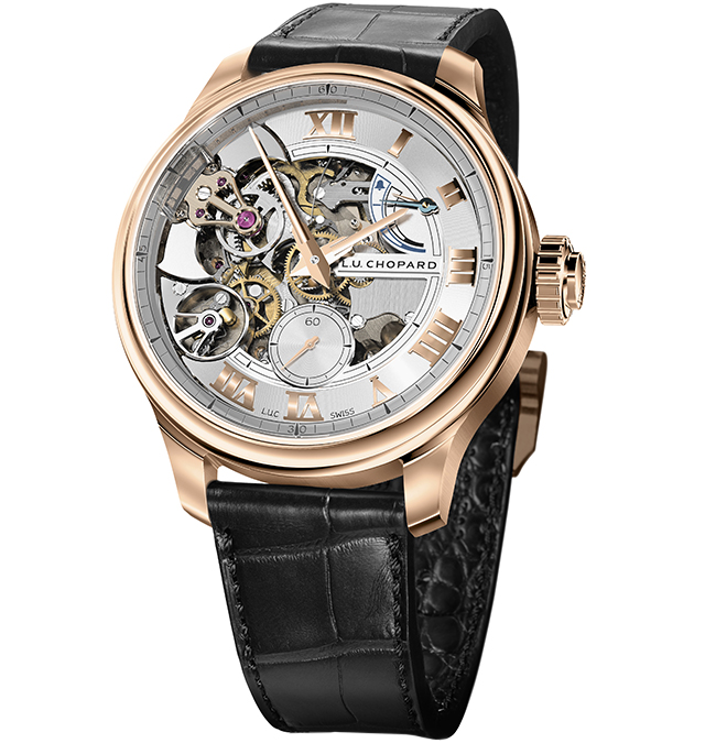 The L.U.C Full Strike, the first Chopard timepiece that chimes