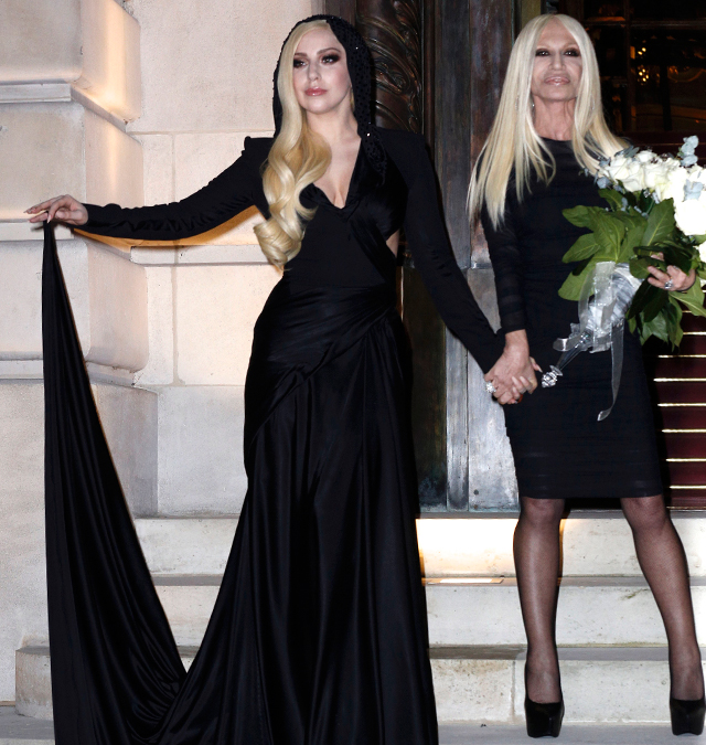 Confirmed: Lady Gaga set to play Donatella Versace in new series