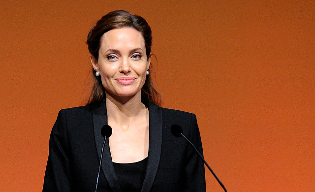 Angelina Jolie to speak on BBC Radio 4