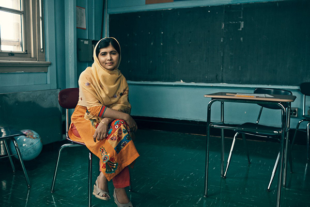 Nobel laureate Malala Yousafzai is coming to the UAE