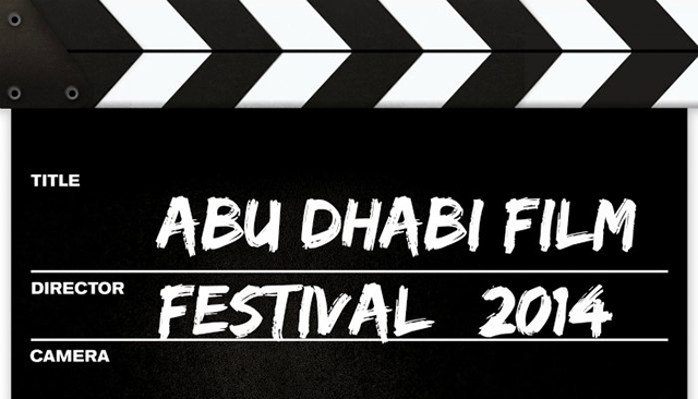 Buro 24/7 Guide: The Abu Dhabi Film Festival 2014