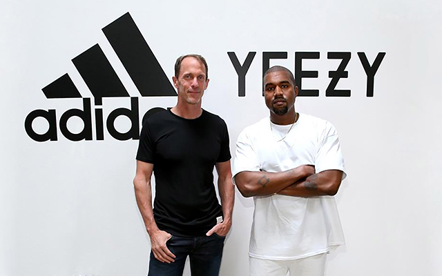 Continuing collaboration: Adidas x Yeezy
