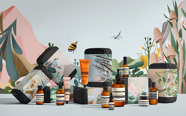 Aesop: Coveted collections for the festive season