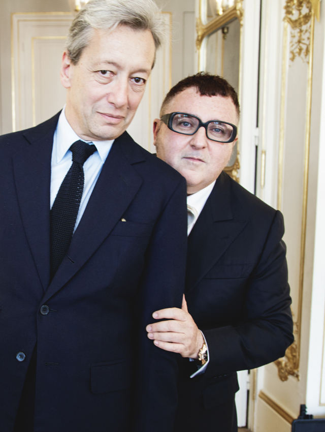 """Alber Elbaz asked me to make a perfume much like one of his dresses"" – Frédéric Malle"