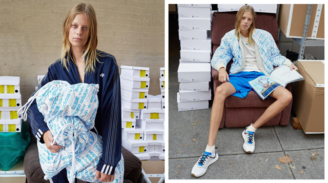 New in: Adidas Originals x Alexander Wang's collection