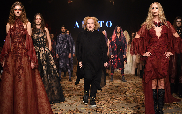 Fashion Forward Dubai: Amato Fall/Winter '16