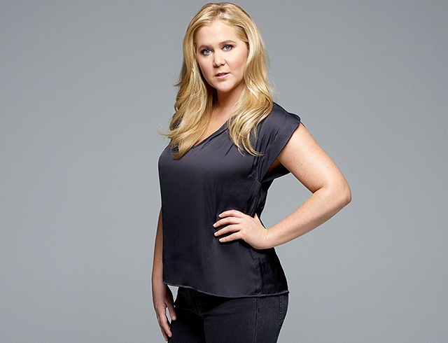 Amy Schumer to play Barbie
