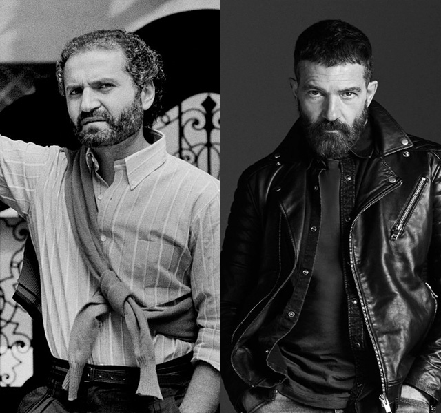 Confirmed: Antonio Banderas cast to play Gianni Versace