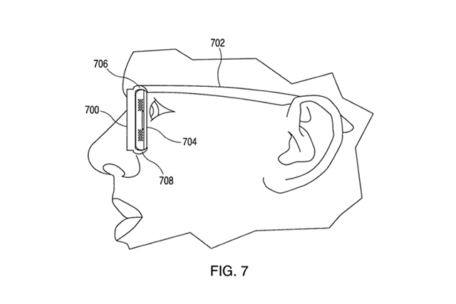 Apple have patented a virtual reality headset for the iPhone