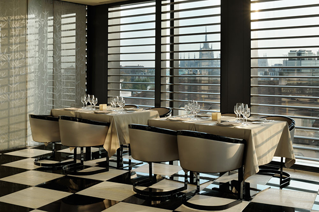 Milan's Armani/Ristorante receives first Michelin star