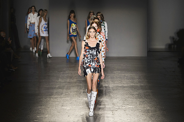 Milan Fashion Week: Au Jour Le Jour Spring/Summer 16