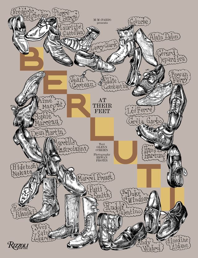 Book of the week: At Their Feet by Berluti