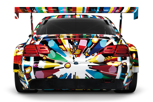 BMW Art Car collection names its next artists