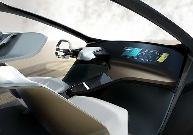 BMW shares vision for future car interiors