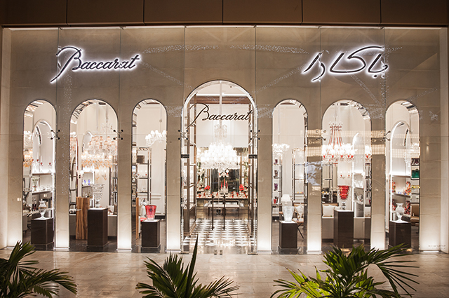 Baccarat opens flagship store in KSA