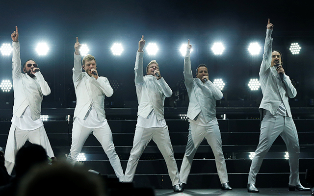 It's official! Backstreet Boys are bringing their tour to the Middle East