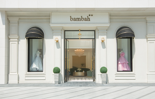 Now open: Bambah has a new address
