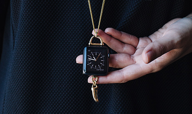 Meet the company that turns the Apple Watch into a pocket watch
