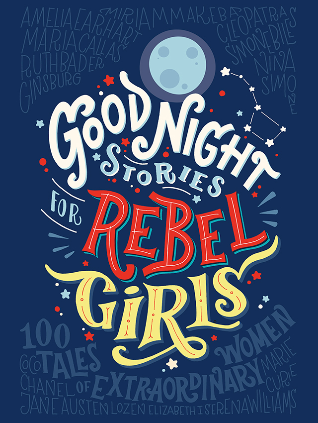 Book of the week: Good Night Stories for Rebel Girls