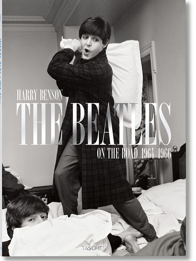 Book of the week: Harry Benson – The Beatles
