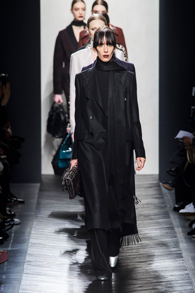 Milan Fashion Week: Bottega Veneta Fall/Winter '16