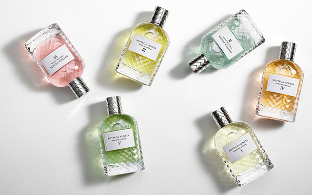 Bottega Veneta releases their first exclusive fragrance collection