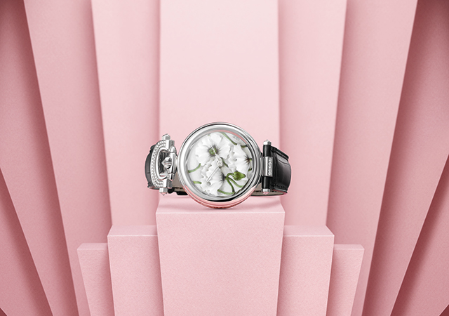 Time check: Bovet's Dials Inspired by Nature collection