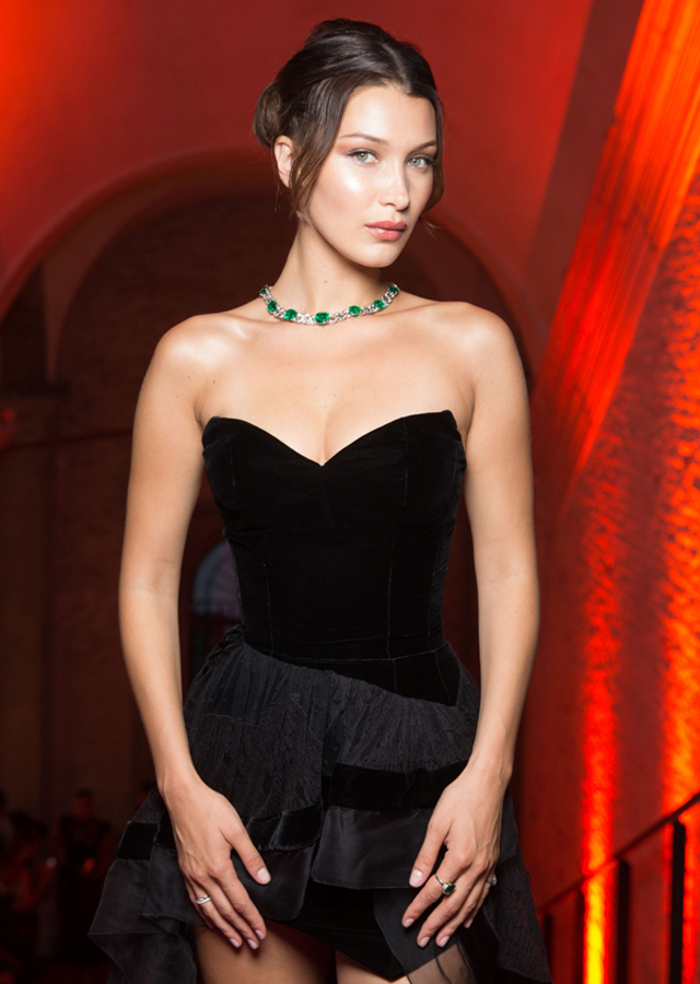 Inside Bulgari's Festa collection launch in Venice