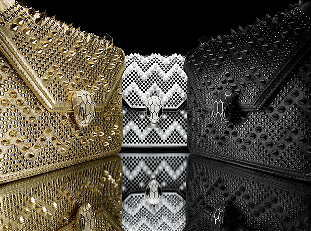 Sneak peek: The Bulgari Serpenti collection by Nicholas Kirkwood