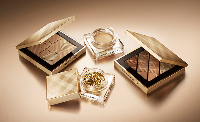 Discover Burberry's Festive Beauty collection