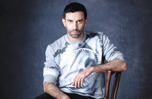 Just in: Riccardo Tisci reveals new logo and monogram for Burberry