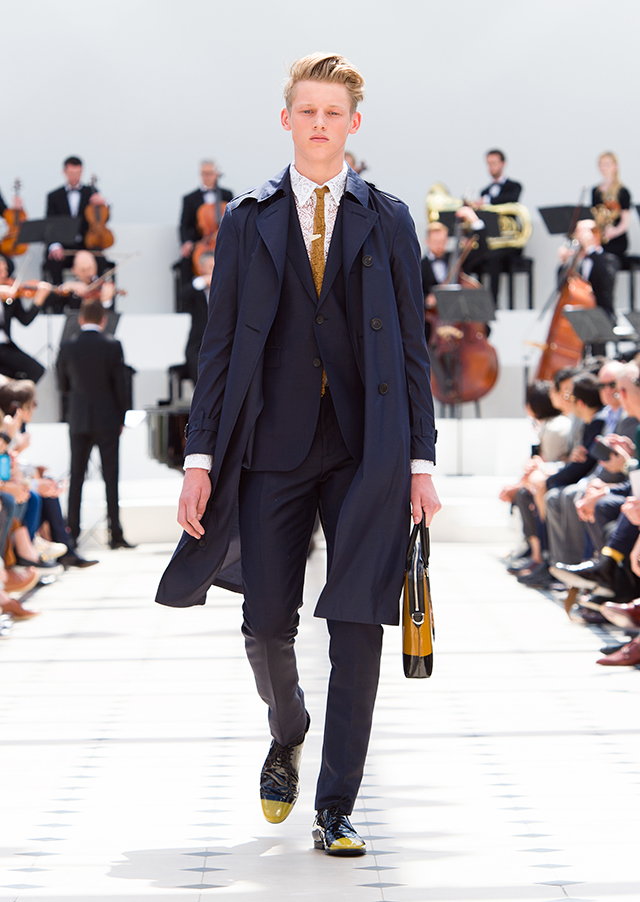 The London Collections Men: Burberry Prorsum SS16