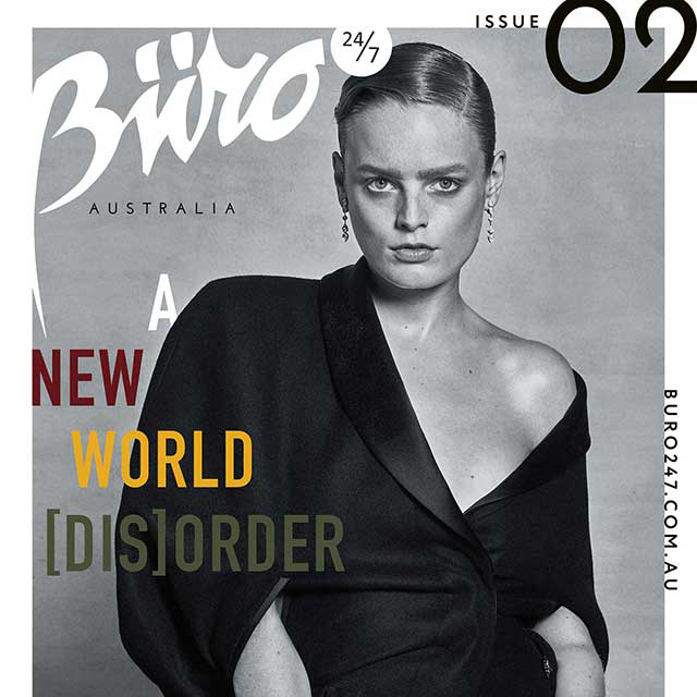 Buro 24/7 Australia launches second anniversary magazine