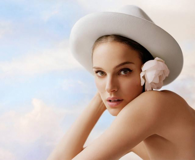 Natalie Portman fronts new Diorskin 'Nude Air' advertising campaign