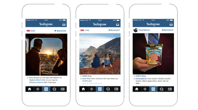 API on: Instagram opens up its advertising to more companies