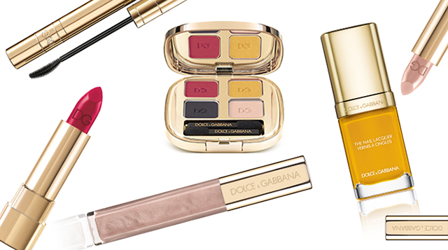 Dolce & Gabbana release fresh Spring/Summer 15 makeup collection