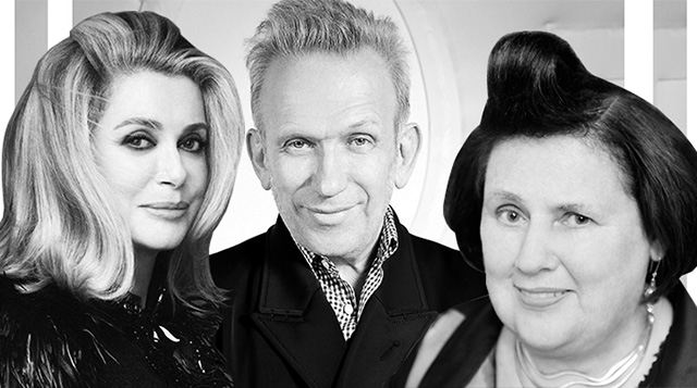Jean Paul Gaultier's party creates historic Instagram moment