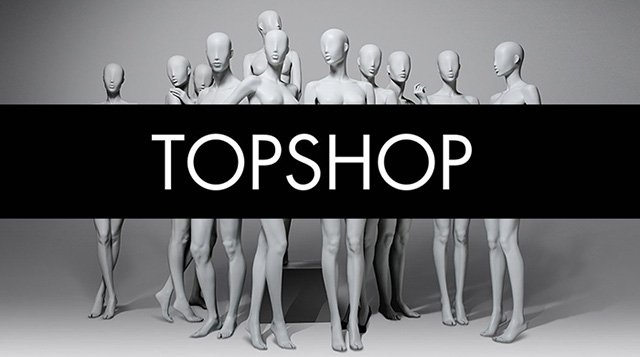 Topshop to pull its ultratall and ultraskinny mannequins from stores