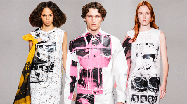 Calvin Klein teams up with The Andy Warhol Foundation for the Visual Arts