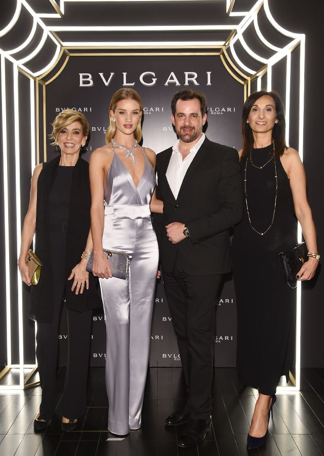 Exclusive Bulgari party for FW16 Accessories Collection launch