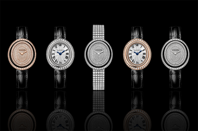 Be mesmerised by the Cartier Hypnose collection